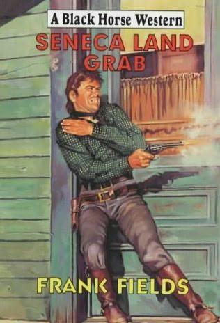book cover of Seneca Land Grab