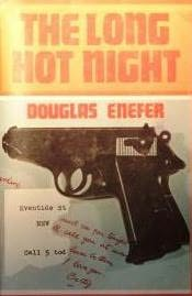 book cover of The Long Hot Night