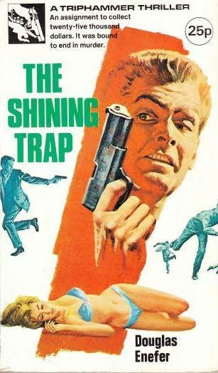 book cover of The Shining Trap