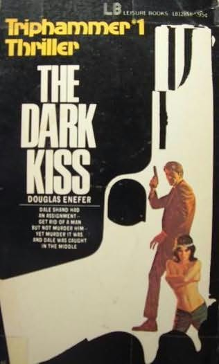 book cover of The Dark Kiss