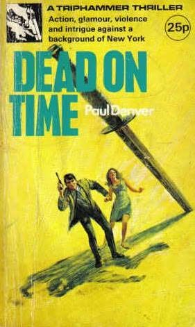 book cover of Dead On Time