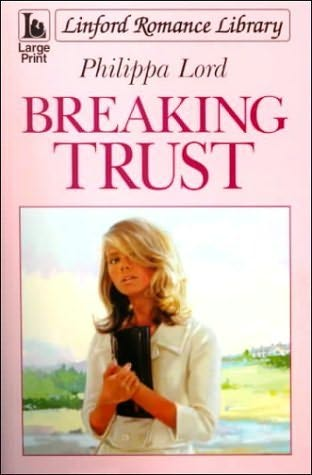 book cover of Breaking Trust