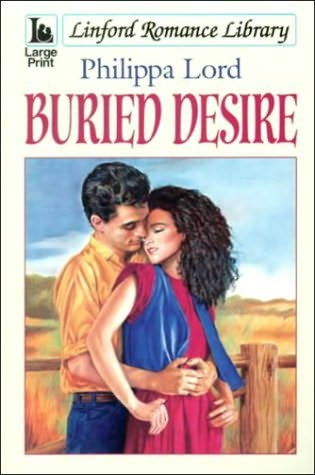 book cover of Buried Desire