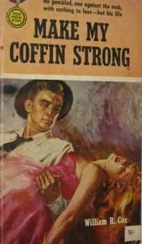 book cover of Make My Coffin Strong