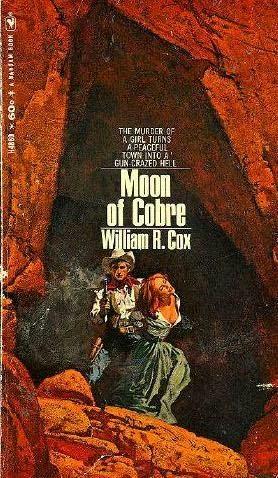book cover of Moon of Cobre