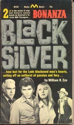 book cover of Black Silver