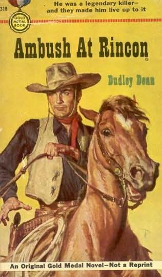 book cover of Ambush at Rincon