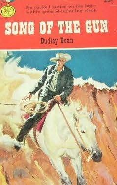 book cover of Song of the Gun