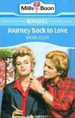 book cover of Journey Back to Love