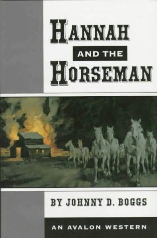 book cover of Hannah and the Horseman