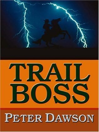book cover of Trail Boss