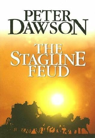 book cover of The Stagline Feud