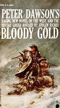 book cover of Bloody Gold