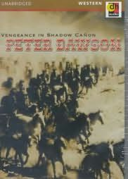 book cover of Vengence in Shadow Canyon