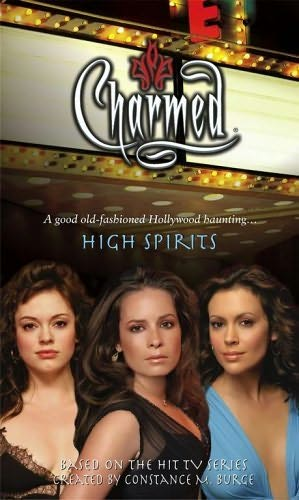 book cover of High Spirits