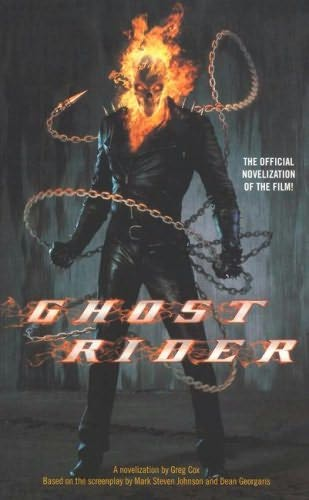 book cover of Ghost Rider