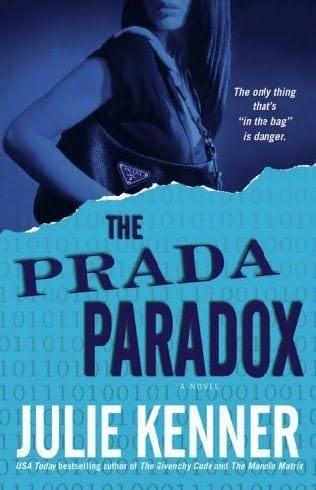 book cover of The Prada Paradox