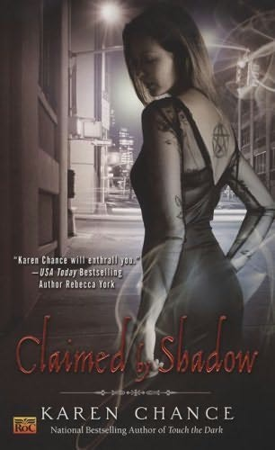 book cover of Claimed By Shadow