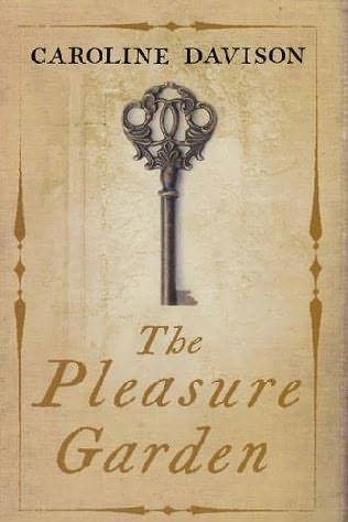 book cover of The Pleasure Garden