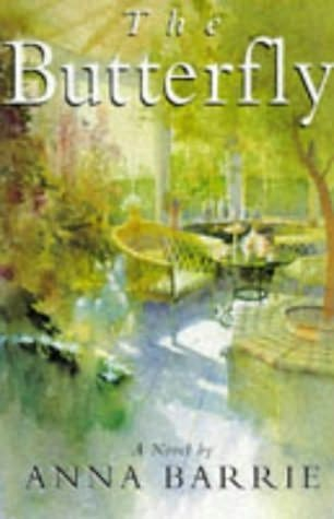 book cover of The Butterfly