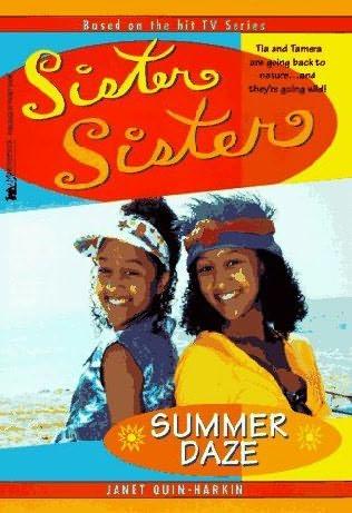 book cover of Summer Daze