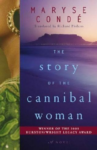 book cover of The Story of the Cannibal Woman