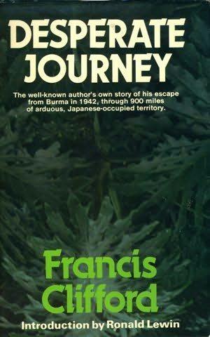 book cover of Desperate Journey
