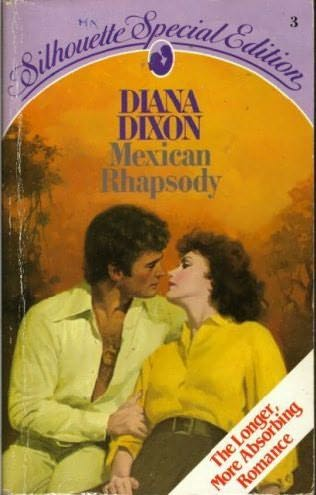 book cover of Mexican Rhapsody