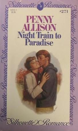 book cover of Night Train to Paradise