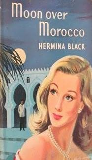 book cover of Moon over Morocco