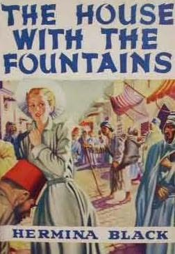 book cover of The House with the Fountains