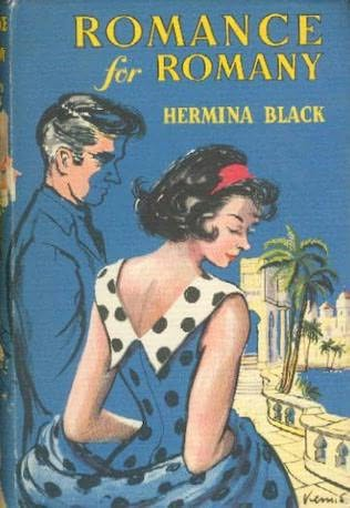 book cover of Romance for Romany