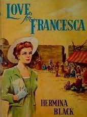 book cover of Love for Francesca