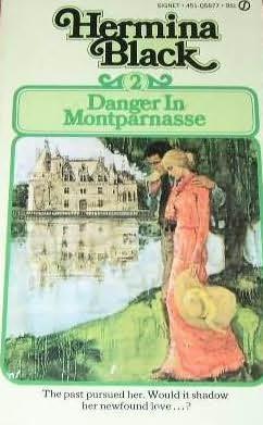 book cover of Danger in Montparnasse