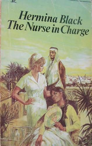 book cover of The Nurse in Charge