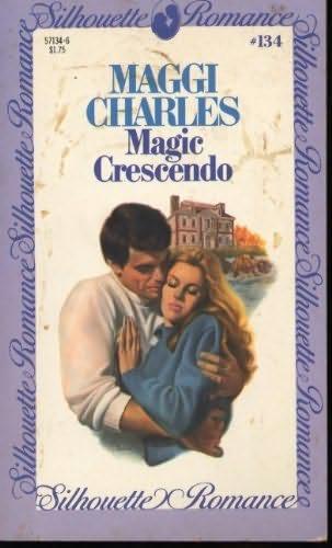 book cover of Magic Crescendo