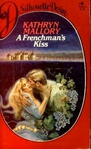 book cover of A Frenchman\'s Kiss