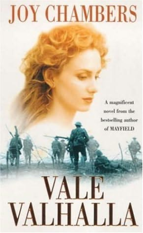 book cover of Vale Valhalla