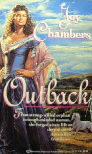 book cover of Outback