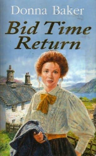 book cover of Bid Time Return