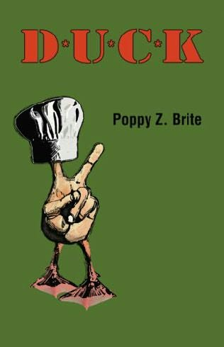 book cover of D*u*c*k