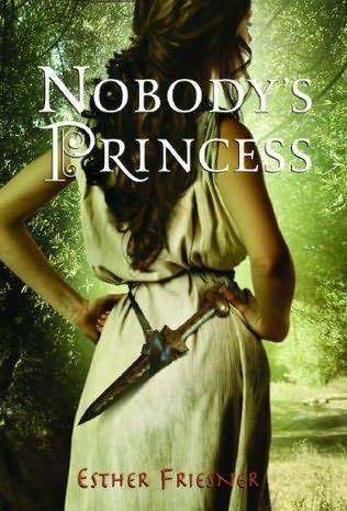 book cover of Nobody\'s Princess