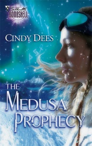 book cover of The Medusa Prophecy