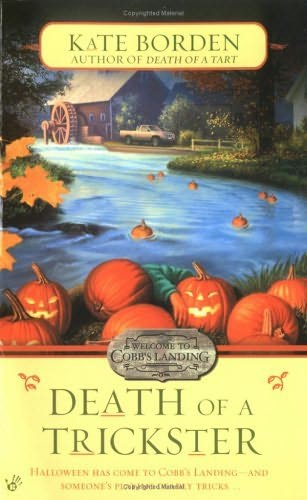 book cover of Death of a Trickster