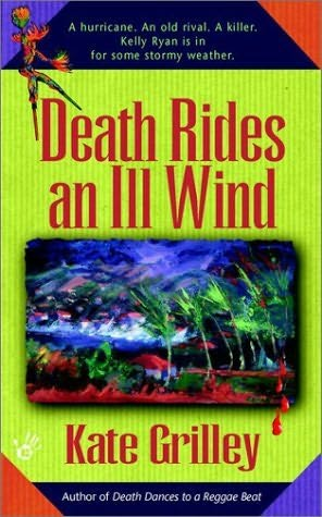 book cover of Death Rides an Ill Wind