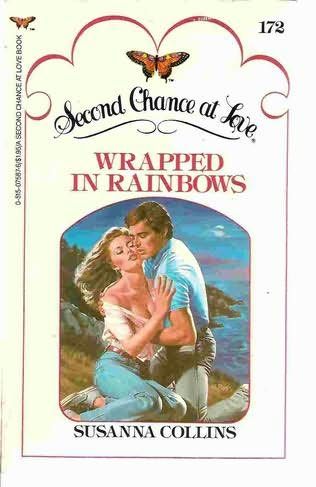 book cover of Wrapped in Rainbows