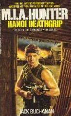 book cover of Hanoi Deathgrip