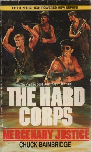 book cover of Mercenary Justice