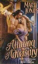 book cover of Alluring Adversary