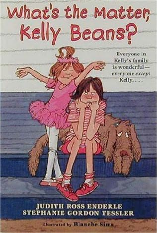book cover of What\'s the Matter, Kelly Beans?